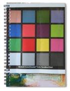 Number 11 Spiral Notebook