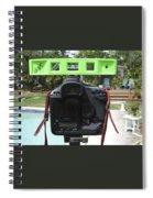 Number 12 Spiral Notebook