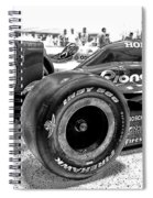 Number 16 Indy Spiral Notebook