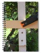 Number 3 Spiral Notebook