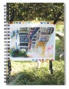 Number 4 Spiral Notebook
