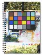 Number 9 Spiral Notebook