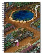 Nursery Time Spiral Notebook