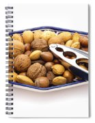 Nuts Spiral Notebook
