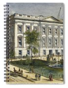 Ny County Courthouse Spiral Notebook