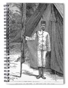 Nyasaland: Consular Staff Spiral Notebook