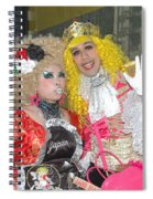 Nyc Gay Pride 2009 Spiral Notebook