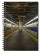 Nyc Subway Spiral Notebook
