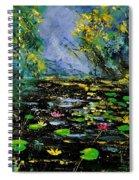 Nympheas 561170 Spiral Notebook