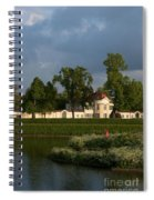 Nymphenburg Palace Buildings Spiral Notebook