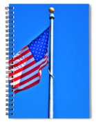 O Say Can You See     The Moon Spiral Notebook