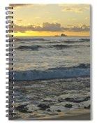 Oahu Morning 6835 Spiral Notebook