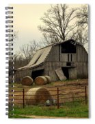 Oak Barn Spiral Notebook