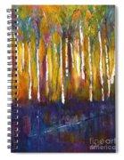 Oak Bay Woods Spiral Notebook