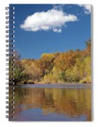 Oak Creek Reflection Spiral Notebook