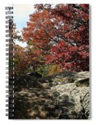 Oak Rock Spiral Notebook
