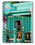 Oak Street Beachstro Spiral Notebook