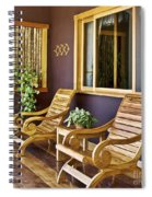 Oasis Of Calm Spiral Notebook
