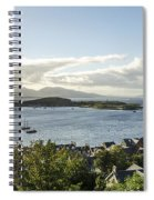 Oban Bay View Spiral Notebook