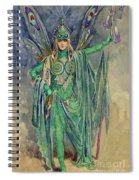 Oberon Spiral Notebook