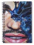 Obstruction Spiral Notebook
