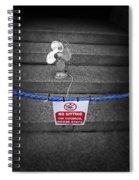 Occupy Spiral Notebook