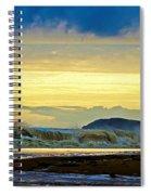 Ocean Power Series 3 Spiral Notebook