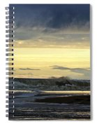 Ocean Power Series Spiral Notebook