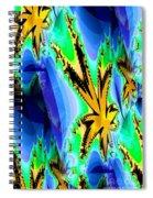 Ocean Stars Spiral Notebook