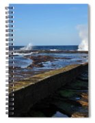 Ocean View Spiral Notebook