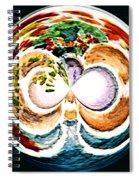 Oceana Orb Spiral Notebook