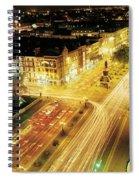 Oconnell Street, Dublin City, Dublin Spiral Notebook