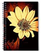 October Jewel Spiral Notebook