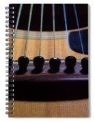 Odd Man Out Spiral Notebook