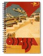 Odessa Spiral Notebook