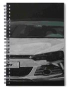 Oettinger Vw Scirocco  Spiral Notebook