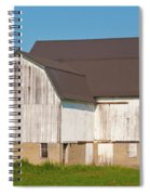 Off Akron Road Spiral Notebook