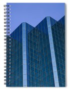 Office Buildings Spiral Notebook