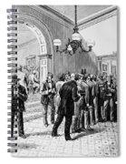 Office-seekers, 1877 Spiral Notebook