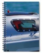 Offshore Racer Cockpit Spiral Notebook