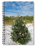 Oh Christmas Tree Florida Style Spiral Notebook