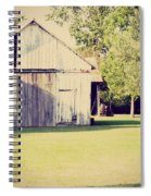 Ohio Shed Spiral Notebook