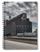 Ohio Street Mill Spiral Notebook