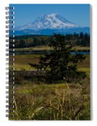 Ohop Valley Rainier Spiral Notebook