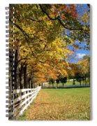 Oh..what A Beautiful Morning Spiral Notebook