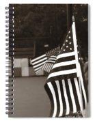 Ojai Memorial Day  Spiral Notebook