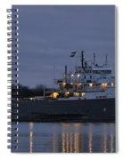 Ojibway Spiral Notebook