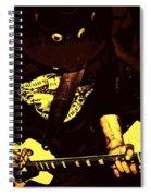 Ol School Spiral Notebook