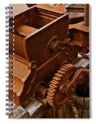 Old Apple Press 2 Spiral Notebook