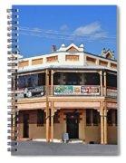 Old Aussie Pub Spiral Notebook